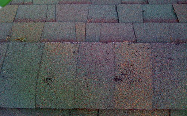 Hail Damage Aamroofing